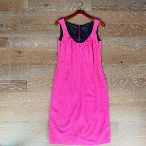 Zenobia Sheath Career Dress | Pink | 12